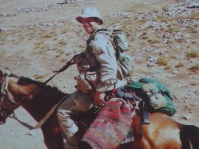 Pferdesoldaten – Sie waren die ersten, die in Afghanistan kämpften