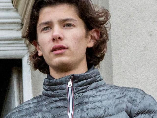 Modeln statt Militär: Prinz Nikolai bricht Ausbildung ab