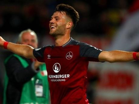 Zweite Bundesliga: Nürnberg schlägt Bochum 3:1