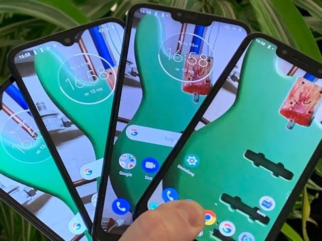 G7-Smartphones im Test: Das kann Motorolas neueMittelklasse