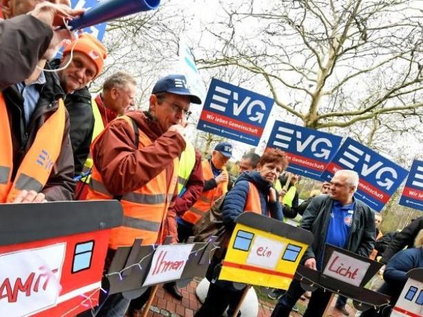 Keine Einigung möglich: Bahn-Tarifrunde abgebrochen - Warnstreiks angekündigt
