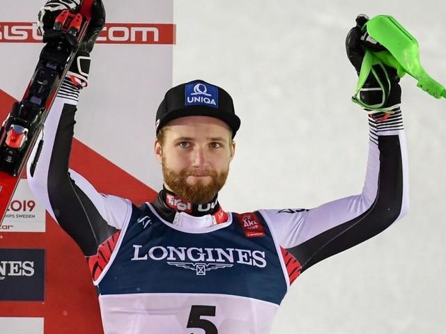 Marco Schwarz holt dritte WM-Medaille für Österreich