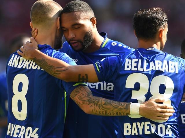 Deutsche Bundesliga: Leverkusen holte bei Stuttgart dritten Sieg