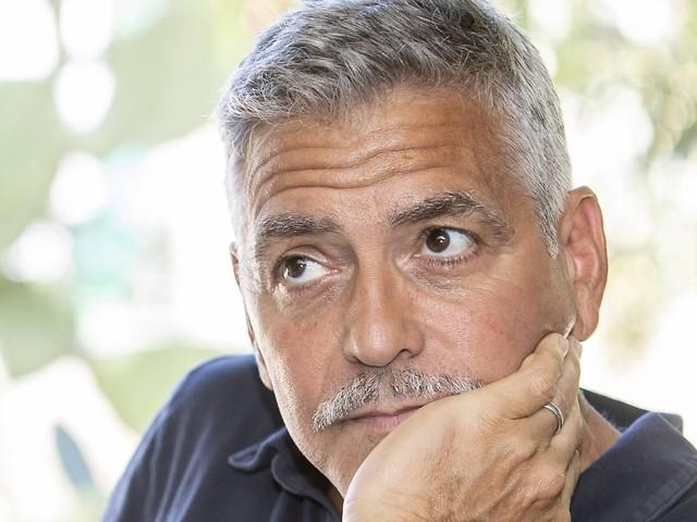 """""""Gejagt wie Diana"""": George Clooney verteidigt Meghan"""