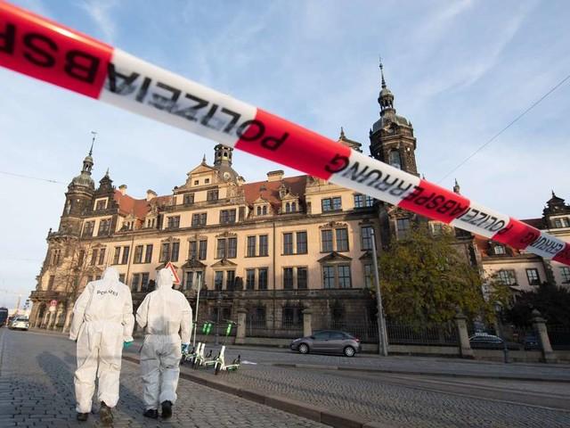 Dresdener Juwelen-Diebstahl: Polizei lobt riesige Belohnung aus