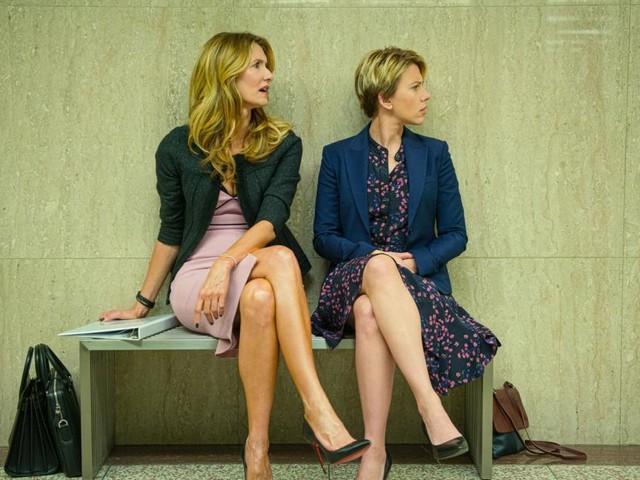 Scarlett Johansson und Adam Driver auf Netflix: Scheiden tut weh
