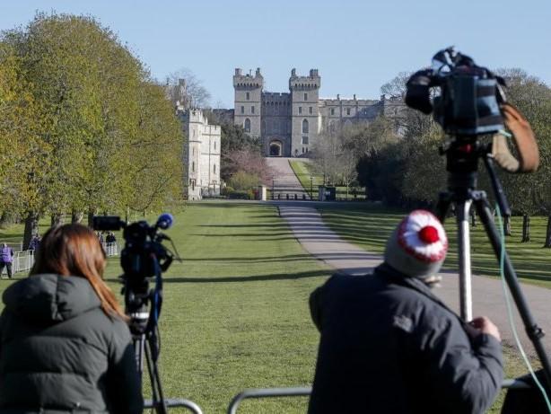Royals: Prinz Philip: So sehen Sie die Beerdigung im TV oder Stream