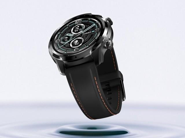 TicWatch Pro 3 Ultra: Neue Smartwatch mit Wear OS kommt