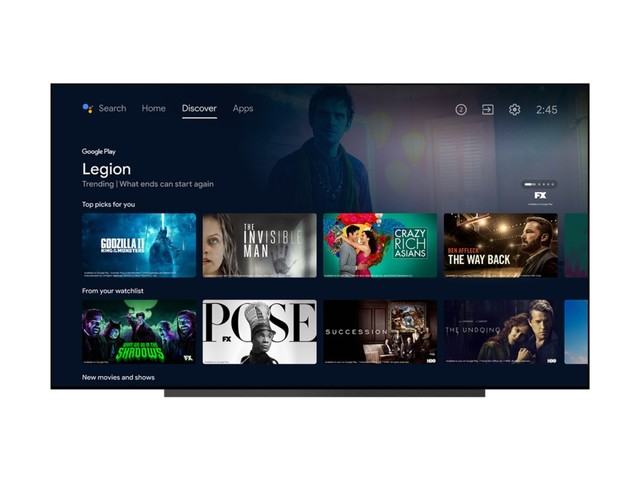 Neue Features: Google optimiert Android TV