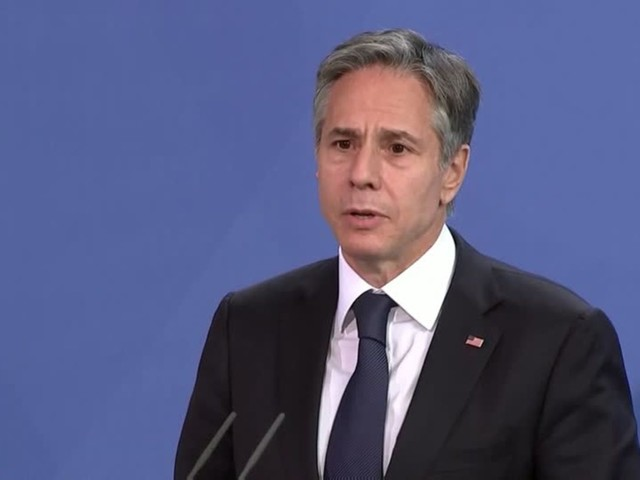 Video: US-Außenminister Blinken: Gemeinsame Werte und Zusammenarbeit