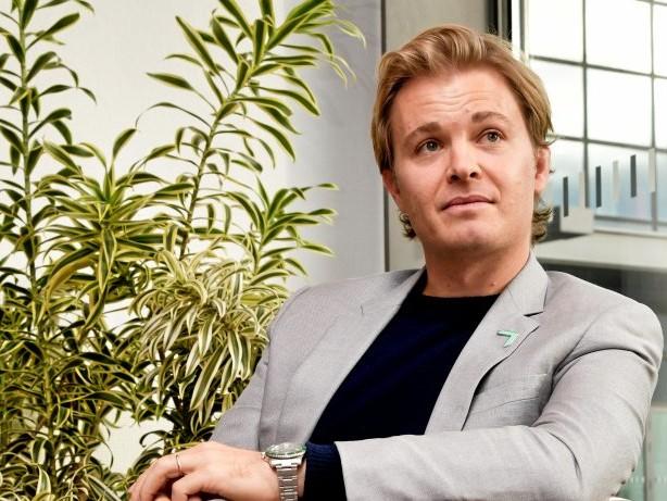 Elektroautos: Warum Nico Rosberg an die E-Mobilität glaubt