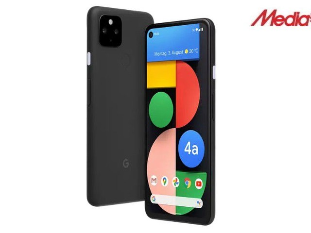 Google Pixel 4a (5G) zu Dealpreisen bei Media Markt