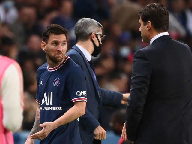 Messi in der Kritik: Warten auf das Wunder von Paris