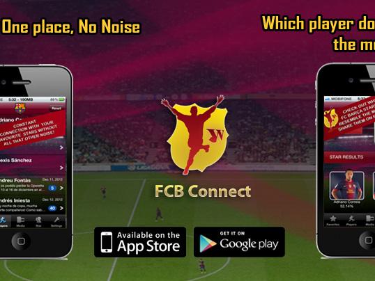 Digi-Taka: Eine eigene App für den FC Barcelona