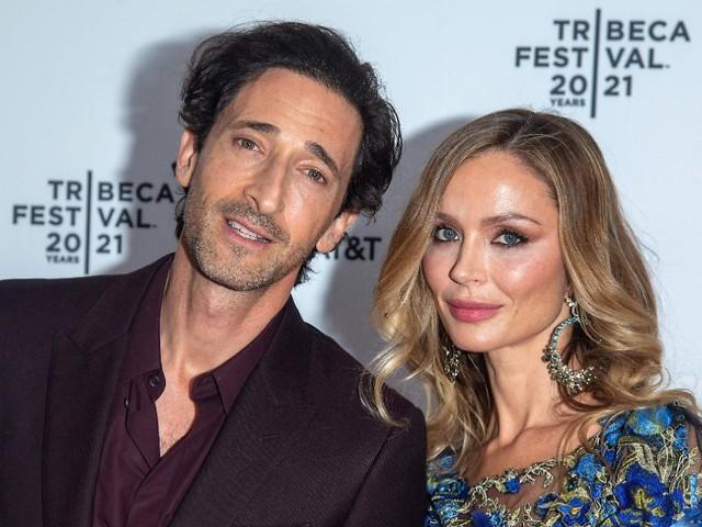 Erster Auftritt als Paar: Weinsteins Exfrau zeigt sich mit Adrien Brody