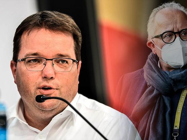 Keller-Nachfolge: DFB-Schatzmeister Osnabrügge wünscht sich interne Lösung