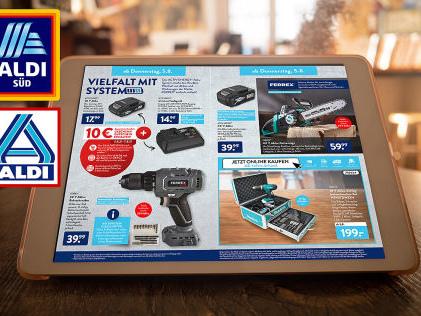 Aldi-Angebot: Werkzeug Werkzeug im Angebot bei Aldi Nord und Aldi Süd