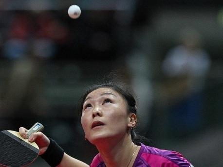 Tischtennis-EM: Glücklicher Auftaktsieg für deutsche Damen