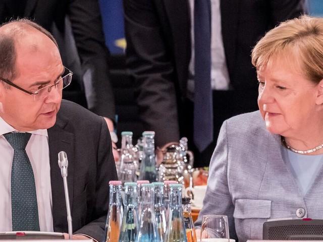 Glyphosat-Eklat: Angela Merkel rügt Christian Schmidt - Nicht an Weisung gehalten