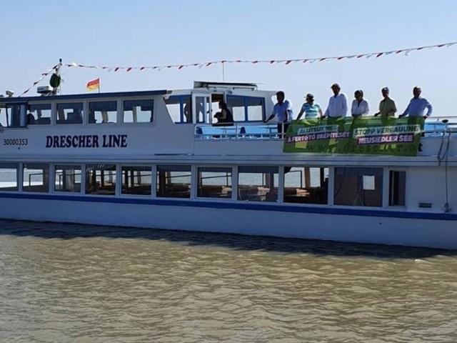 12.000 Stimmen gegen Ungarns Projekt am Neusiedler See