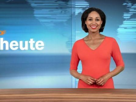 "Gerster-Nachfolgerin moderiert zum ersten Mal ""heute""-Sendung im ZDF"