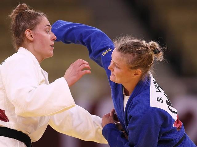 Judo-Ass Giovanna Scoccimarro verpasst bei Olympia Bronze nur knapp