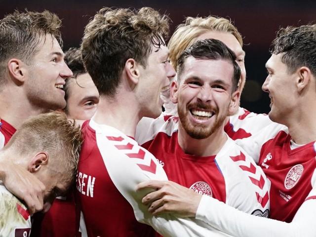 WM-Qualifikation: Dänemark feiert 5:0-Torfestival gegen Israel