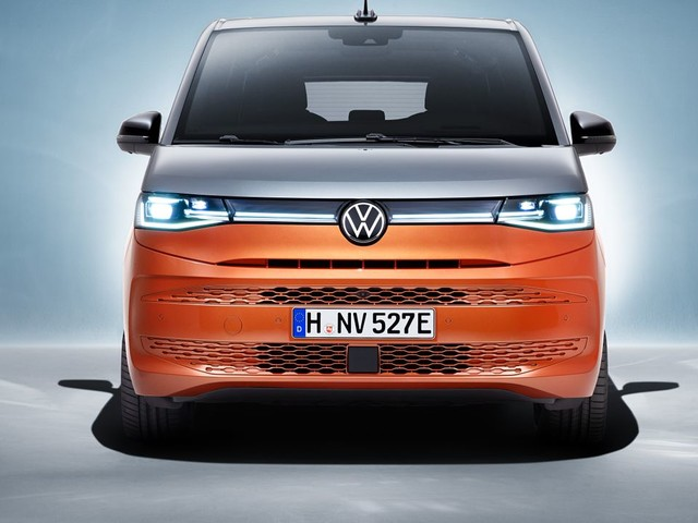 VW Multivan T7: Bulli jetzt noch bulliger