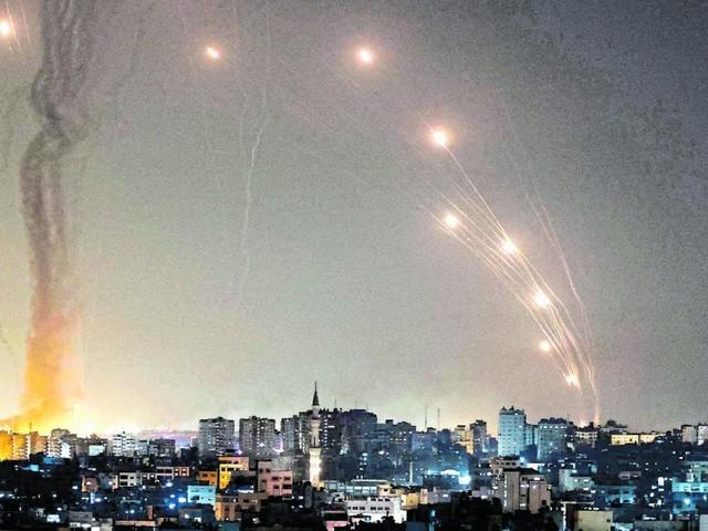 """Israel im Raketenhagel: """"Wir sind immer auf dem Sprung"""""""