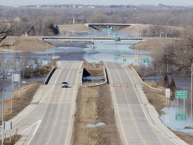 Schwere Überflutungen im Mittleren Westen der USA