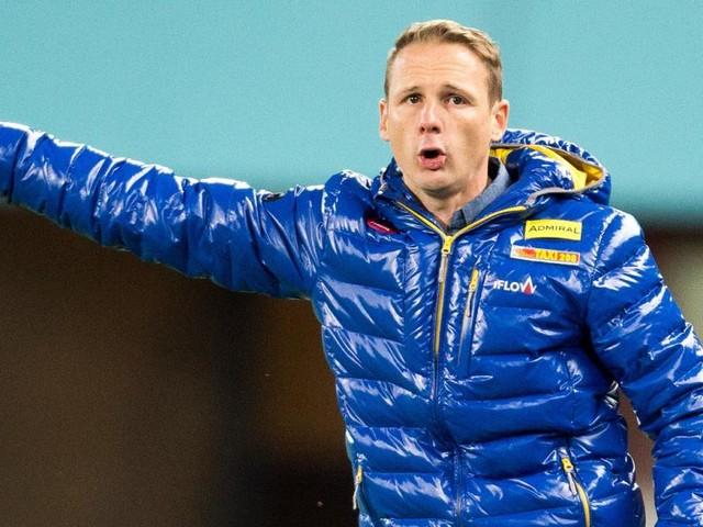 Corona-Erkrankung: Fallmann springt für Austria-Coach Stöger ein