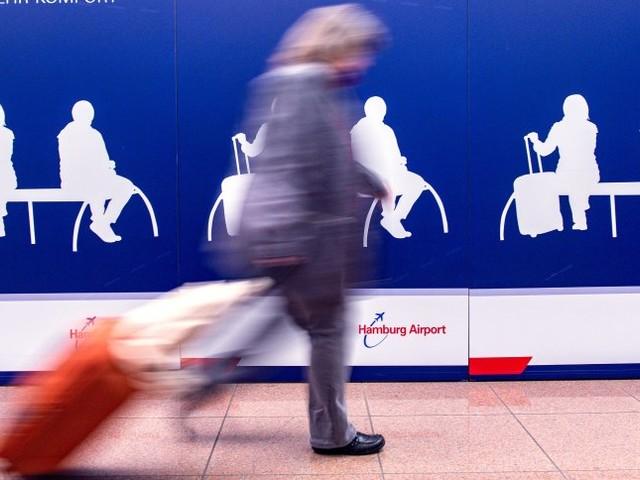 Hamburger Flughafen: Verschwundener Koffer verursacht Gepäckchaos