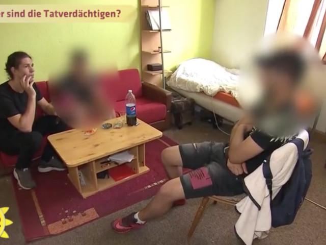 Chemnitz: Das sagen die Mitbewohner der Tatverdächtigen im Fall Daniel H.