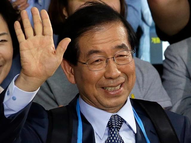 Bürgermeister von Seoul offenbar tot aufgefunden