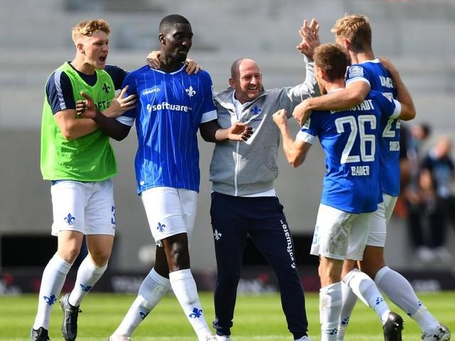 SV Darmstadt 98 will in Heidenheim weiter mutig sein