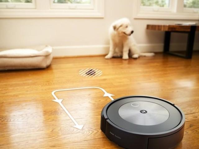 Smart Home: Saugroboter Roomba j7 spürt Hundehäufchen mit HD-Kamera auf