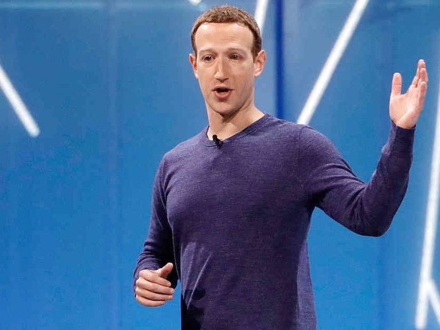 Facebook-Chef zu Corona-Krise: Zuckerberg sieht in zehn Jahren jeden zweiten Mitarbeiter im Homeoffice