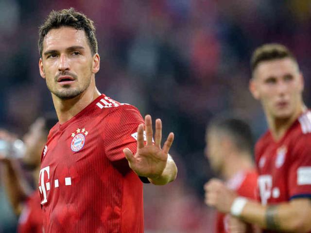 Kovac schafft Rotation ab: Mats Hummels droht in den nächsten Wochen die Bank