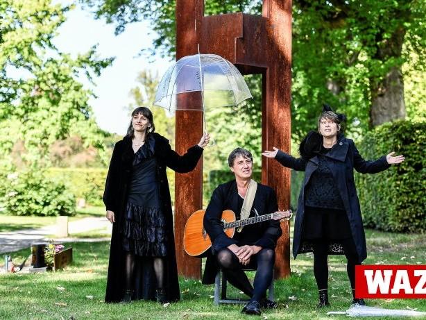Theater: Bochumer Hauptfriedhof Freigrafendamm wird zur Freiluftbühne