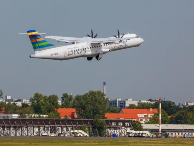 Schweden will Bio-Treibstoff für Flugzeuge Pflicht machen