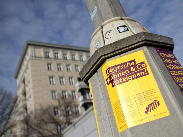 """Hilft Mietern nicht"": Müller lehnt Enteignungen in Berlin ab"