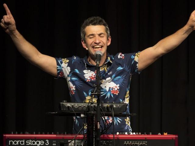 Kabarettist Omar Sarsam mit neuem Programm: Lachen, wenn der Arzt kommt