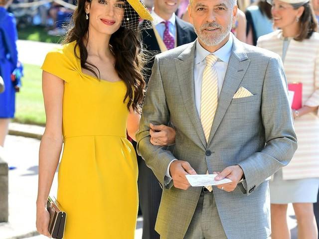 George Clooney: So verteidigt er Herzogin Meghan!