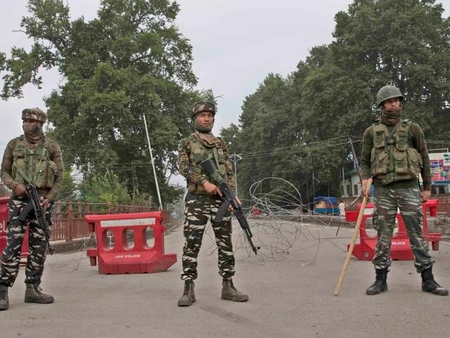 Kaschmir-Krise: Heftiges Gefecht zwischen indischen und pakistanischen Soldaten