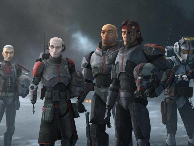 "Streaming: ""Star Wars: The Bad Batch"": Klon-Soldaten mit eigenem Kopf"