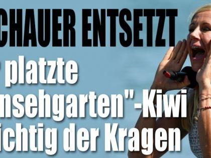 """""""ZDF-Fernsehgarten"""" von Twitter zerpflückt: Heftige Attacke! HIER riss Andrea Kiewel der Geduldsfaden"""
