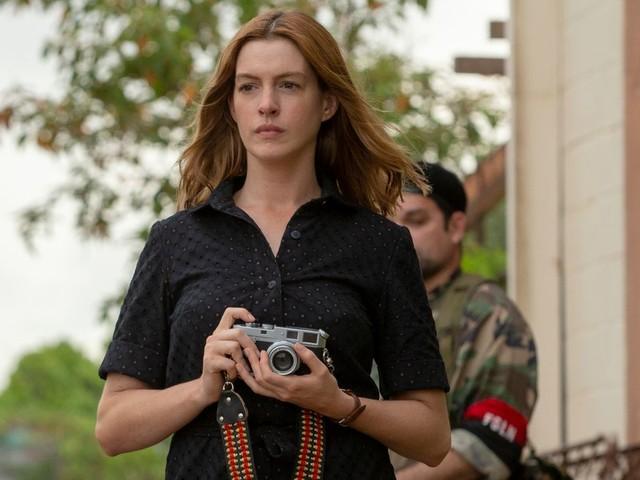 """Netflix-Thriller """"Das Letzte, was er wollte"""" mit Anne Hathaway: Leider nicht großartig"""