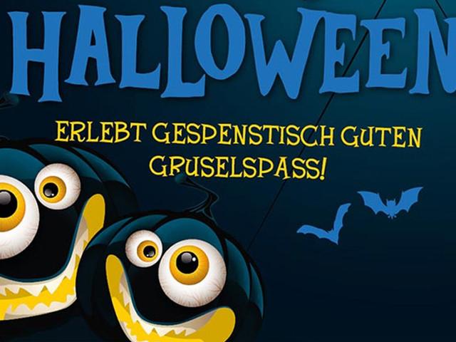 Taunus Wunderland feiert Halloween 2017 bis Ende Oktober: Vergünstigter Eintritt für kostümierte Besucher