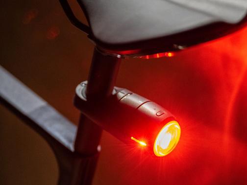 Vodafone Curve Bike & GPS-Tracker: Das smarte Fahrradlicht ausprobiert