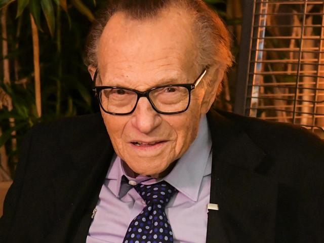 US-Talkmaster Larry King ist tot